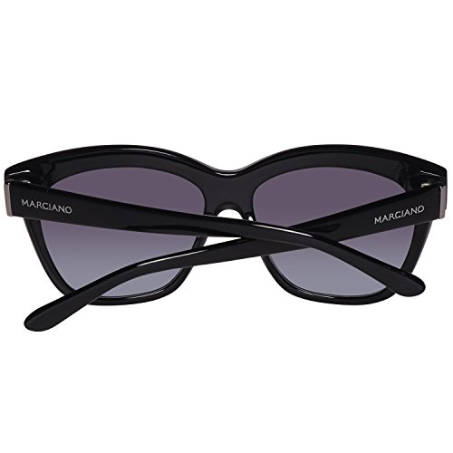 0dcb49aa7f ... Lunettes de soleil Guess By Marciano GM0729 C57 01B (shiny black /  gradient smoke)