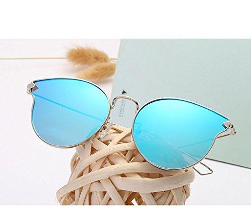 Polarized Vintage Sol Sun Vintage UV Decoración Personalidad Light Visor de Anti Espejo Driver Gafas Fashion 8TqvxRnww