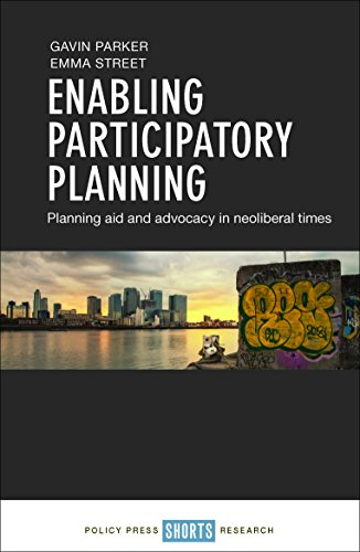 Enabling participatory planning: Planning aid and advocacy ...