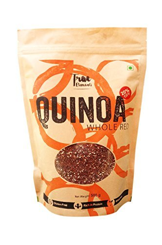 True Elements Red quinoa 500g. by