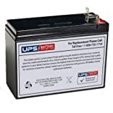 12V 10Ah NB - Compatible Battery for Generac XP6500E Generator by UPSBatteryCenter