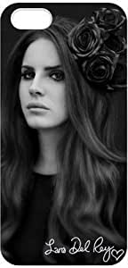 Lana Del Rey Design TPU Protective Cover Case For Iphone 4 4s iphone4s-82321