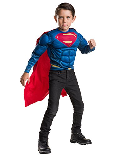 Imagine by Rubies Justice League Superman Costume Top Costume