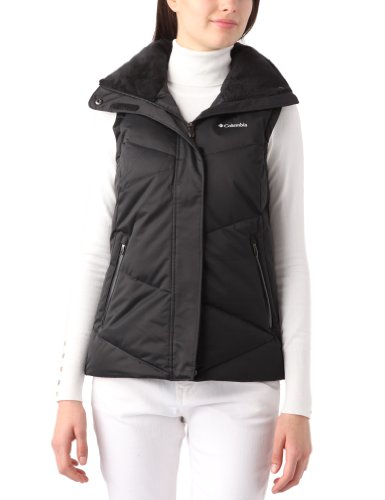 Columbia Womens Lay Down Vest
