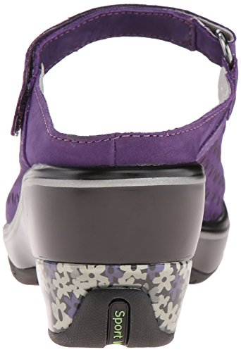 Blackberry Encore Journey Platform Jambu Women's Pump X8wZTpCxq