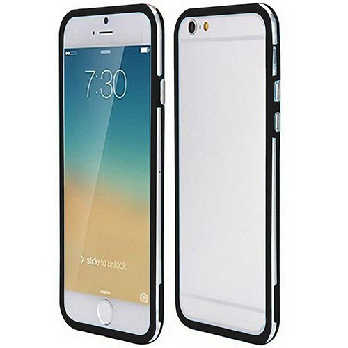 Vellidte Casotec Backless Bumper Case Cover for Apple iPhone 6: Amazon.in PR-04