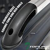 "Topline Autopart Nylon Style + 1.75"" Heavy Duty Stainless..."