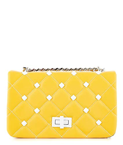 Ecopelle Bag Giallo Le Borsa 191p810yellow A Donna Spalla Carrie x1TSvTwq0