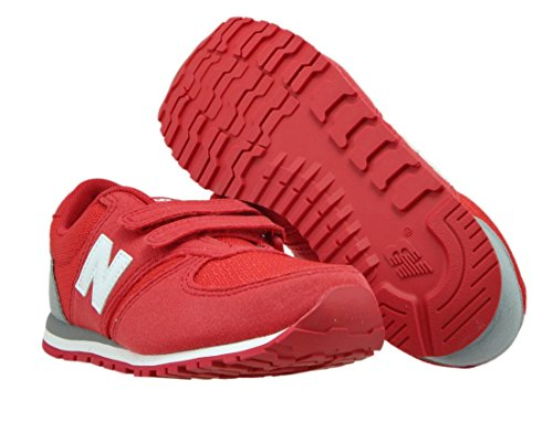 Mode Rouge New Baskets Rouge Rouge Fille Pour Rouge Blanc Blanc Balance xgpgnqU7