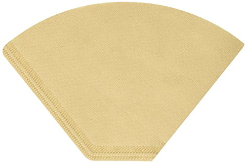 Natural Brown Paper Coffee Filter