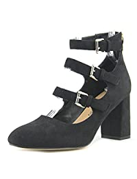 Chinese Laundry Womens Dedra Closed Toe Ankle Strap