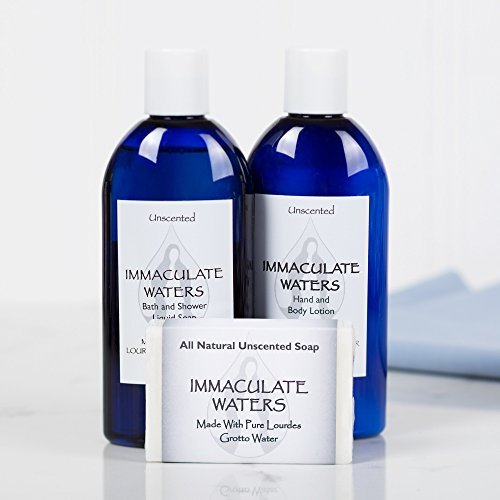 Immaculate Waters Unscented Set (3-Pack) -