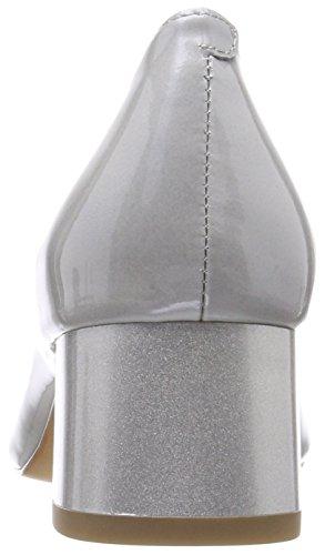Caprice 22314 Damen Pumps Grau (grigio Brevetto 240)