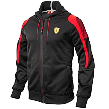 Ferrari Puma chaqueta Softshell, color Negro - negro, tamaño ...
