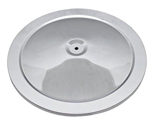 "STEEL 12"" AIR CLEANER TOP - CHROME"