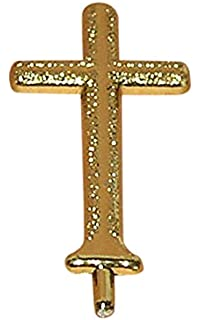 Creative Time California Mission Miniatures Gold Cross