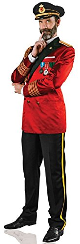 Captain Crunch Halloween Costume (Captain Obvious Adult Costume -)