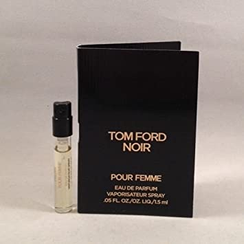 5b10a0ebbded5d Amazon.com   Tom Ford Noir Pour Femme EDP 1.5 Ml 0.05 Oz Spray Sample Vial  for Women   Beauty
