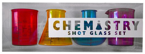 Kheper Games Chemistry Shot Glass Set Inc. KG-NV.D27