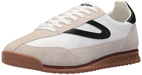Tretorn Mens Rawlings7 Sneaker Wit