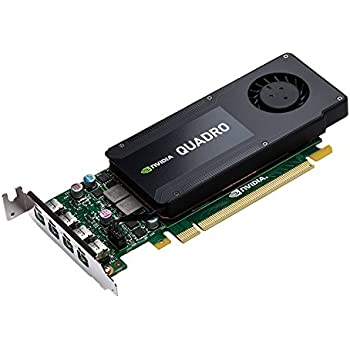 Amazon com: PNY NVIDIA Quadro P1000 Professional Graphics Board