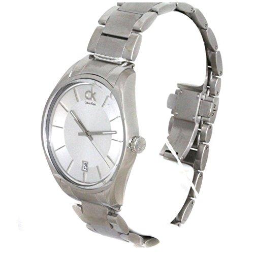 Calvin Klien Men's K2H21126 Analog Quartz Stainless Steel Watch by Calvin Klein