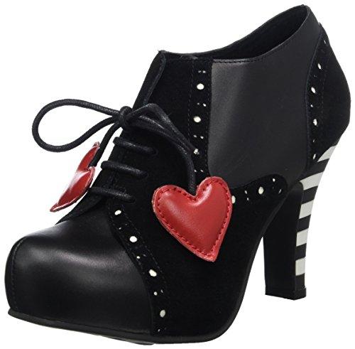 Lola Ramona WoMen Angie Closed Toe Heels Black (Black 2)