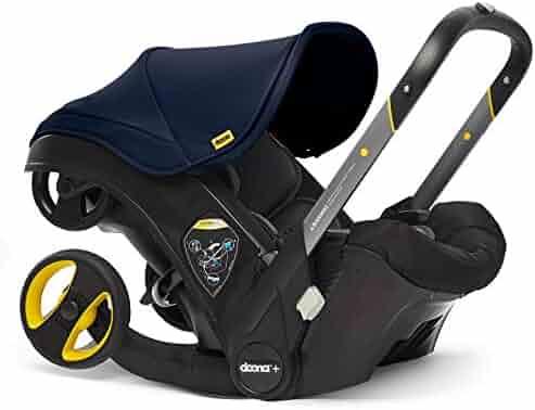 Doona Infant Car Seat & Latch Base - Royal Blue - US Version