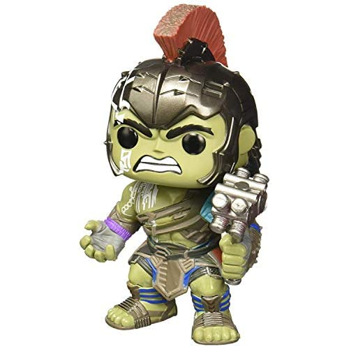 Pop! Marvel: Thor Ragnarok - Hulk Helmeted Gladiator