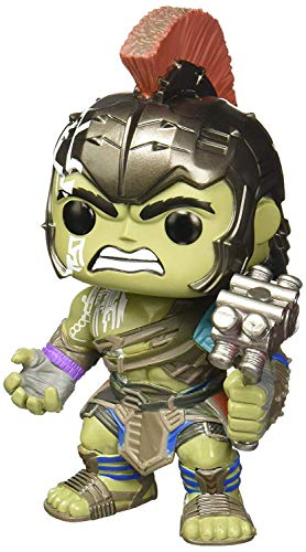 Pop! Marvel: Thor Ragnarok - Hulk Helmeted Gladiator]()