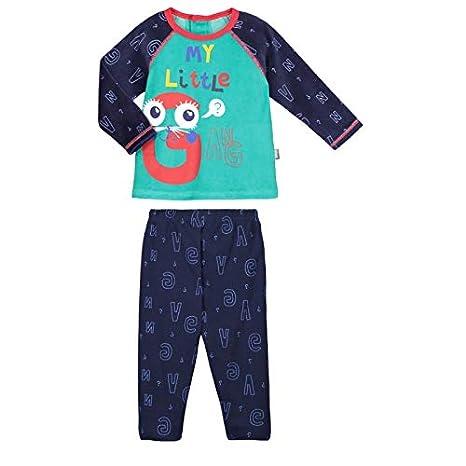 f7bfe5ae295b9 Pyjama bébé 2 pièces Gang - Taille - 36 mois (98 cm)  Amazon.fr ...