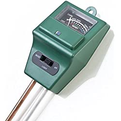 Garden Plant Test Meter 3 in 1 Scale Indicator Complacence pH Soil Tester