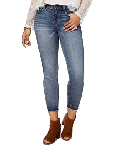 American Rag Juniors' Cropped High-Rise Skinny Jeans (Benito, 11) ()