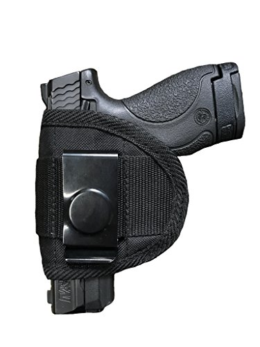 Concealed inside the pants IWB Gun Holster Fits SIG SAUER P-220 COMPACT, P-220 CARRY, PT-250, P245, P-229, SP-2022, MOSQUITO, SP2009, P-320 CARRY WITH LASER ()
