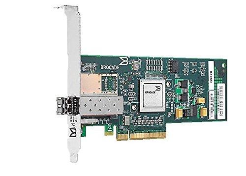 Brocade Communications Single Port Fibre Channel Host Bus Adapter Br 815 0010