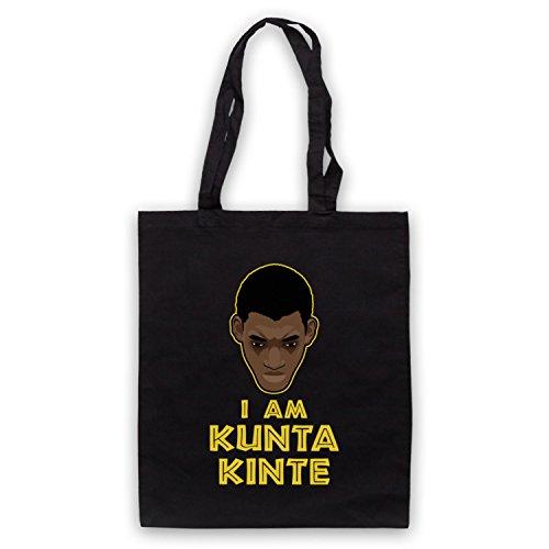 Roots I Am Kunta Kinte Bolso Negro
