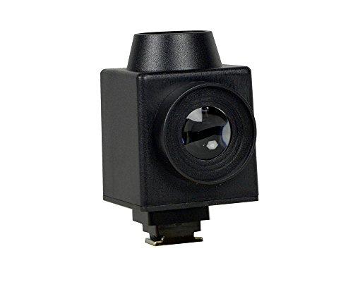 Holga 218135 TLR Vertical Viewer Attachment for Holga 35mm Cameras (Black)