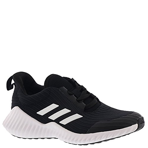 timeless design 2c9f7 8f8eb Galleon - Adidas Originals Unisex-Kids Fortarun Running Shoe,  Black White Black, 1 M US Little Kid