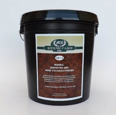 - MB-12 Marble Polishing Powder (8 Pound )