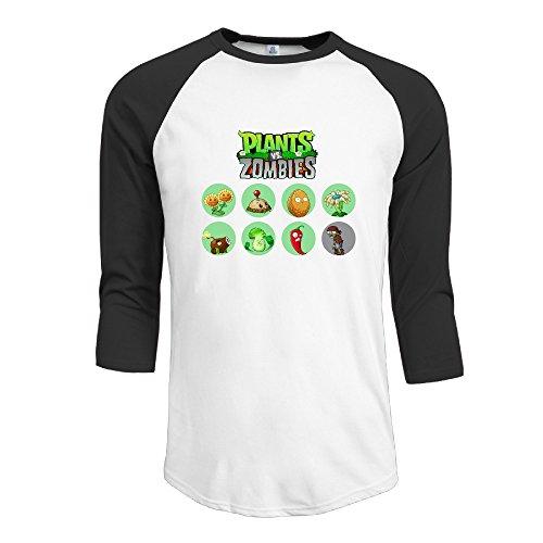 Jxmd Mens Zombies T Shirts Black Size Xl