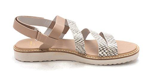 Cole Haan Womens Rownansam Open Toe Casual Slingback Sandals Roccia/Tan 70xv0