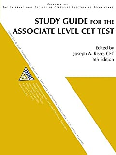 the associate cet study guide 2008 edition examination study guide rh amazon com associate cet study guide - 6th edition associate cet study guide - 6th edition