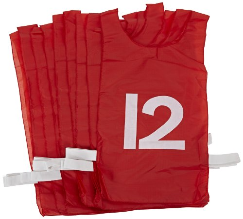 Sportime Numbered Pinnies Full Size