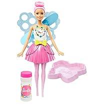 Barbie Burbujas Mágicas - Muñeca hada