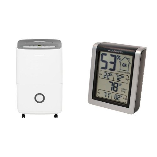 Frigidaire FFAD5033R1 Energy Star Dehumidifier with Effortle