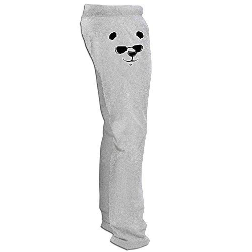 Texhood MEN'S Cool Panda Smile Short Walkout Pants Size XL (Slam Dunk Stuffed Animal)