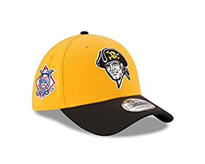 MLB Pittsburgh Pirates 2T Patched 39Thirty Stretch Fit Cap
