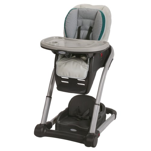 Graco Blossom 4 in 1 Convertible High Chair Seating System, Sapphire (Seating Chair compare prices)