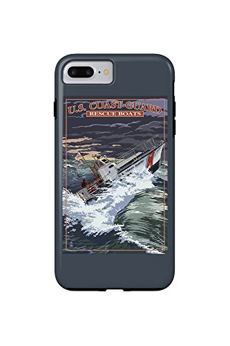 U.S. Coast Guard - 44 Foot Motor Life Boat (iPhone 7 Plus Cell Phone Case, Tough) - Coast Guard Motor Lifeboat