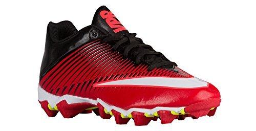 Mens Nike Vapor Shark 2 Football Cleat University Red/Black/Total Crimson/White Size 13 D(M) US -
